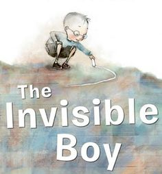 """Lesson and experiment to go with the """"The Invisible Boy."""""""