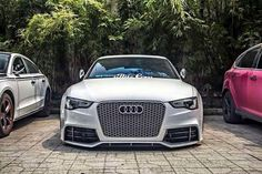 Audi this fucking grille Sports Car Photos, Cool Sports Cars, New Supercars, New Luxury Cars, Audi Rs5, Audi Sport, Hot Cars, Cars Motorcycles, Super Cars