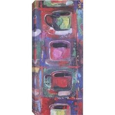 Shop for Hobbitholeco. 'Five Mugs' Wall Art. Get free delivery at Overstock.com - Your Online Art Gallery Store! Get 5% in rewards with Club O!