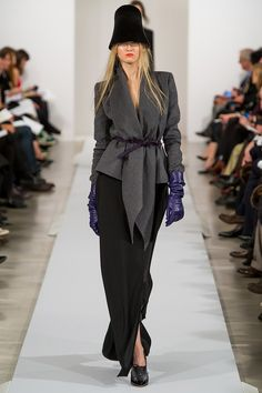 New York Fashion Week: Oscar de La Renta | Spazi di Lusso  http://www.spazidilusso.it/new-york-fashion-week-oscar-de-la-renta/