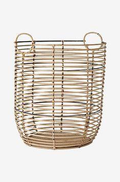 Korg Domingo Ø 38 cm Wicker Baskets, Plywood, Home Decor, Domingo, Hardwood Plywood, Decoration Home, Room Decor, Home Interior Design, Home Decoration