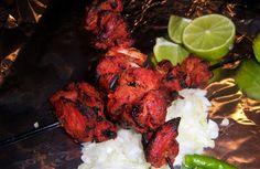 CurryFusion- chicken tikka kabab