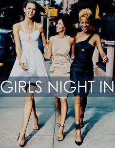 Fun things to do for Girls Night In
