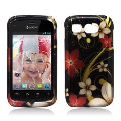 Aimo Wireless KYOC5170PCIMT063 Hard Snap-On Image Case for Kyocera Hydro C517 #AimoWireless