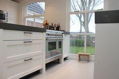 witte keuken met boretti - Google zoeken