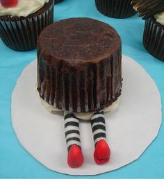 Wizard of Oz Cupcake