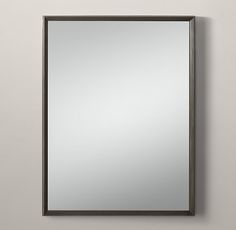 Custom Metal Mirror Beveled