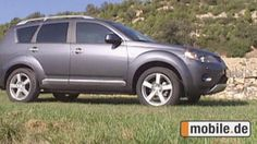 Mitsubishi Outlander 2000 DI-D Instyle leather as SUV / Pickup in Ahlerstedt