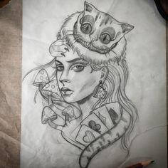 Sketch by @nerida_nicolson