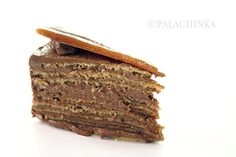 The most famous Hungarian cake in the world, Doboš Torte, was first made for the Hungarian state exhibition in It was made out of 8 separately baked layers of biscuit spread over with a cooked buttercream. The torte's author… Continue Reading → Serbian Recipes, Hungarian Recipes, Baking Recipes, Cake Recipes, Dessert Recipes, Different Cakes, Different Recipes, Just Desserts, Delicious Desserts