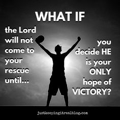 Victory Is Yours