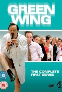 Green Wing Episode Guide Season Funky hospital-based sketch-comedy-drama type show. Wings Tv, Green Wing, Watch Live Tv, Episode Guide, Episode 5, Bbc Tv, British Comedy, Comedy Tv, Great Tv Shows