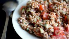 Wyjatkowa salatka z kasza gryczana.YOU MAY ALSO LIKE