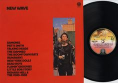 New Wave LP 1977 was this the first punk compilation album?