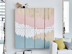 Painted cabinet. IKEA Australia