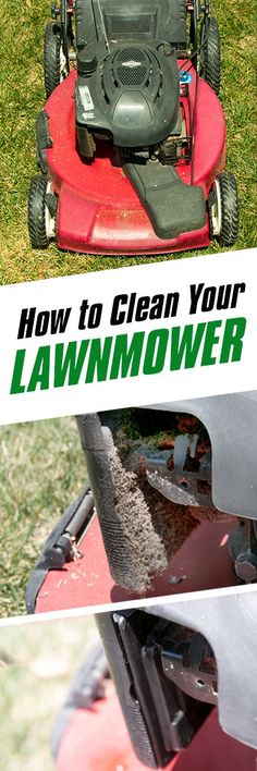 Keeping your lawnmower clean can make a big difference in its efficiency and lifespan. Regular cleaning will not only prevent build-up, corrosion and diminished performance of your mower, but it can also minimize the spread of lawn diseases. Rust prevention is key as well, as wet grass will trap moisture in the underside of your mower and create prime conditions for rust buildup on your mower deck (the blade housing on the underside of your mower), blades and blade shaft, reducing…