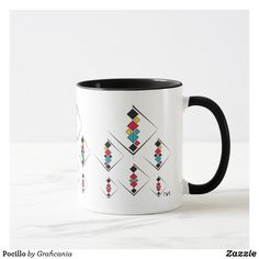 Pocillo Mugs, Tableware, Products, Dinnerware, Cups, Tumblers, Tumbler, Porcelain