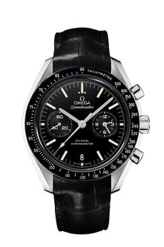 Omega Speedmaster Moonwatch Co-axial Chronograph - This beautiful f73e2d2590