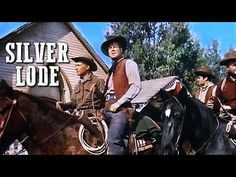 Silver Lode | Classic Film | WESTERN MOVIE | Full Length | Wild West | Cowboy Movies | Free Film - YouTube Free Films, Movies Free, Wild West Cowboys, Western Movies, Classic Films, Westerns, I Am Awesome, Rally, Youtube