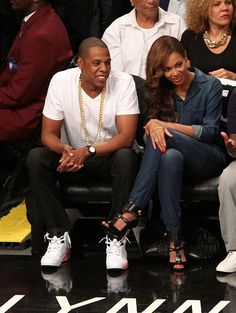 Jay Z and Beyonce look fine after their incident with Solange. See more couples on Wonderwall: http://on-msn.com/1nG5NG6