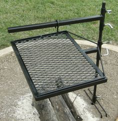For cooking over the fire pit at SCA events