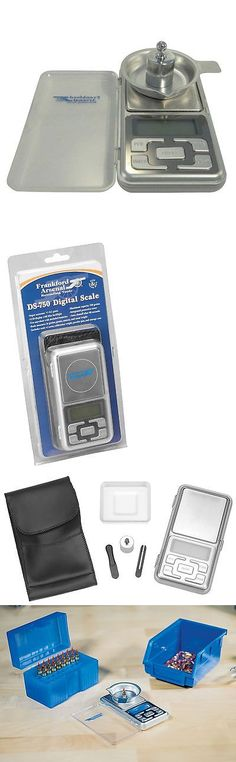 Powder Measures Scales 71119: Frankford Arsenal Reloading Scale, New, Free Shipping -> BUY IT NOW ONLY: $31.9 on eBay!