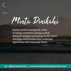 Reminder Quotes, Self Reminder, Islamic Inspirational Quotes, Islamic Quotes, Good Life Quotes, Love Quotes, Jodoh Quotes, Married Quotes, Cinta Quotes