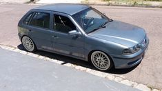 Vw Pointer, Vw Gol, Pointers, Vehicles, Polo, Lovers, Crazy Cars, Wheels, Hard Hats