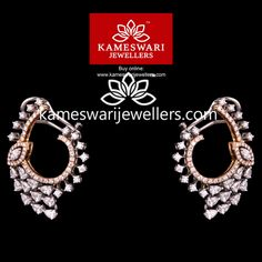 Certified Round Diamond Earrings Screw Backs – Modern Jewelry Diamond Earrings Indian, Diamond Earing, Diamond Studs, Buy Earrings, Small Earrings, Earrings Online, Gold Earrings Designs, Gold Jewellery Design, Jewellery Box
