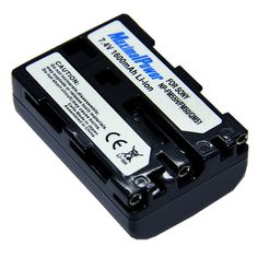 Camera Battery For SONY NP-FM50 / NP-FM55H / QM51
