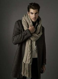 F/W - Love the scarf!