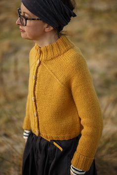 Ravelry: Carbeth Cardigan pattern by Kate Davies