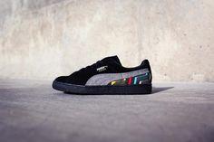 "Puma ""Black History Month"" Pack: Suede & Sky II Hi - EU Kicks: Sneaker Magazine"