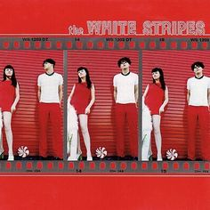 First White Stripes album including amazing Screwdriver, Dylan cover One More Cup of Coffee, Cannon and Jimmy the Exploder...