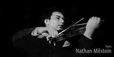 Nathan Milstein, (born Dec. 31, 1903, Odessa, Ukraine, Russian Empire—died Dec. 21, 1992, London, Eng.), one of the leading violinists of the 20th century, especially acclaimed for his interpretations of J.S. Bach's unaccompanied violin sonatas as well as for works from the Romantic repertoire.