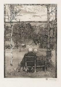 Heinrich Vogeler - Im Mai