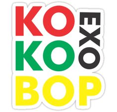 Latest Screen Printable Stickers exo Thoughts On the list of (many) blessings in the world wide web is definitely printables. I am just getting fo Exo Stickers, Band Stickers, Printable Stickers, Laptop Stickers, Cute Stickers, Logo Sticker, Sticker Design, Ko Ko Bop, Kpop Logos