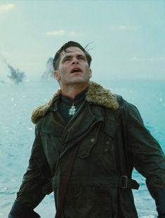 Chris Pine as Steve Trevor, Wonder Woman