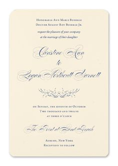 Invitation Proof