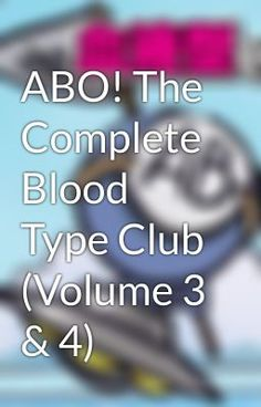 "Baca ""ABO! The Complete Blood Type Club (Volume 3 & 4) - Chapter 1 - Di Balik Pintu (Part 1)"" #wattpad #humor"