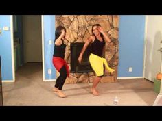 Latin Inspired Dance Cardio Workout with Keaira LaShae (@Keaira Lashae)