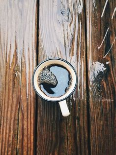 Black Coffee Cup Aesthetic