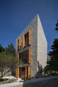Stone House, Lukovo Šugarje, 2014 - Proarh
