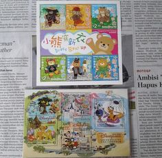 the cutest stamps <3 I want it !!!!