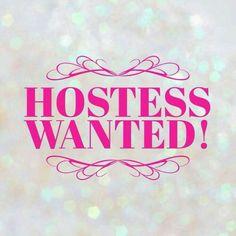 Hostess wanted!