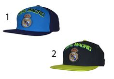 Real Madrid Snapback Adjustable Cap Hat New Soccer Season Ronaldo 7 #Rhinox #RealMadrid
