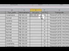 Tabela Dinâmica - Excel 2010 - Parte 2
