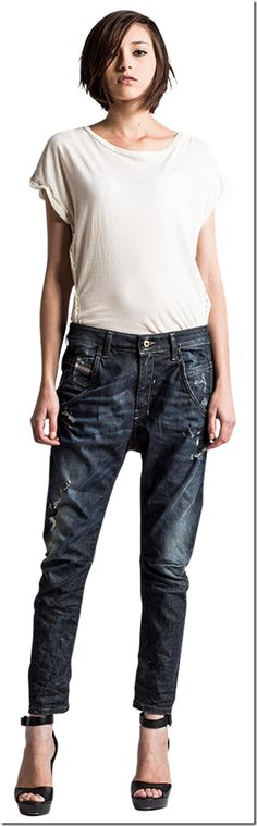 Diesel SS' 14 Womens Preview / ESSENTIAL DENIM