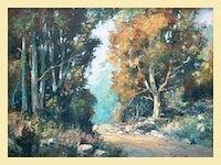 Online Gallery - Anton Benzon Fine Art South African Artists, Online Gallery, Anton, Trees, Passion, Fine Art, Painting, Painting Art, Paintings
