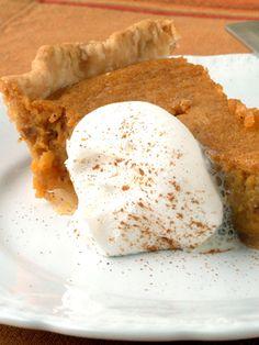 Five-Spice Sweet Potato Pie